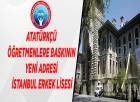Atatürkçü Öğretmenlere Baskının Yeni Adresi İstanbul Erkek Lisesi