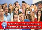 Öğretmen Atama ve Yer Değiştirme Yönetmeliğine Danıştay'dan Yürütmeyi Durdurma Kararı