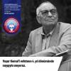 Yaşar Kemal'i ölümünün 4. yıl dönümünde saygıyla anıyoruz.